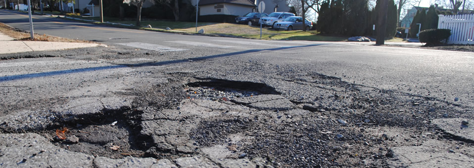 Can Warm Winter Snowplow Savings Fix Potholes?