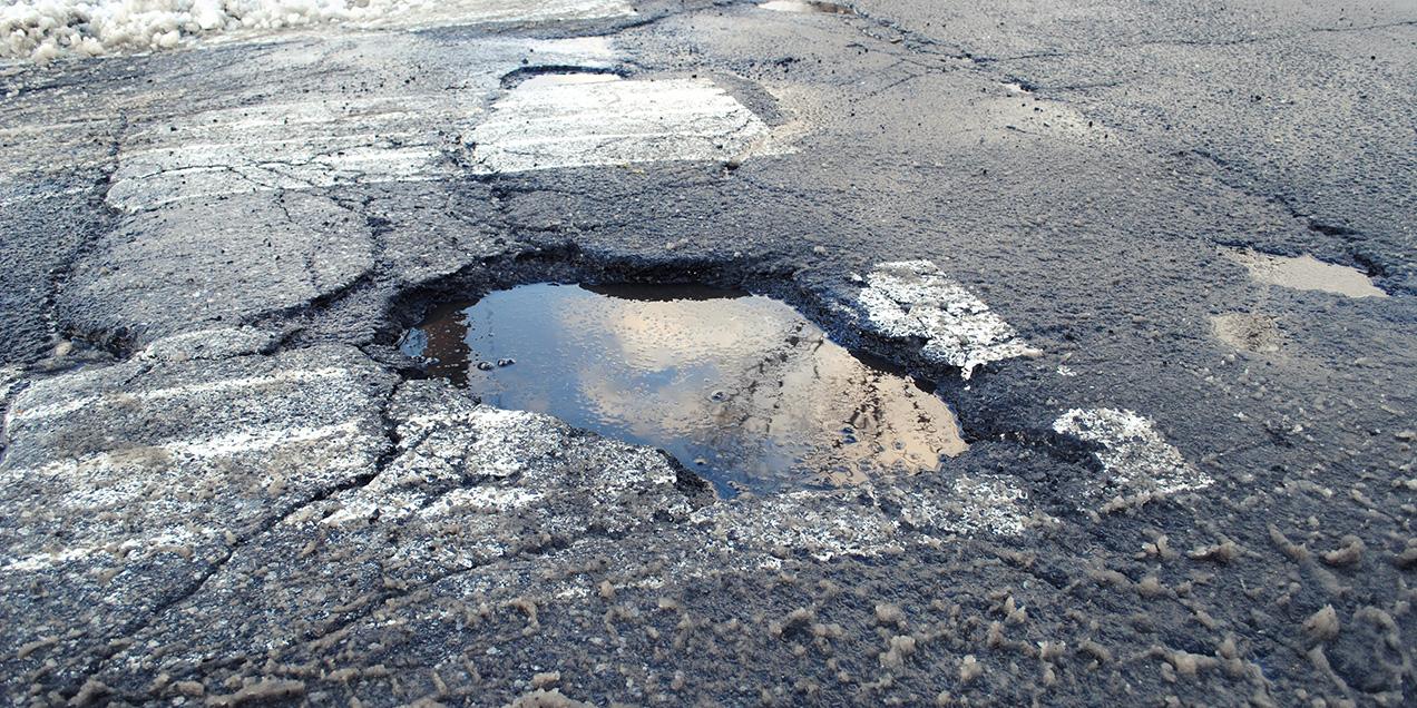 Seeking your pothole opinions!